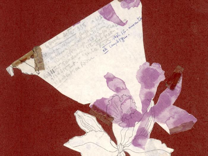 Hiroshima mon amour : couverture du scénario de tournage, troisième carnet