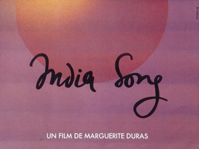 « India Song » (Marguerite Duras, 1974). Studio 48 (80 x 59 cm) / DR
