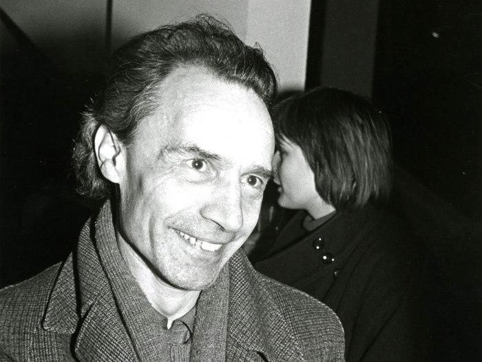Jacques Rivette à la Cinémathèque française en 1985