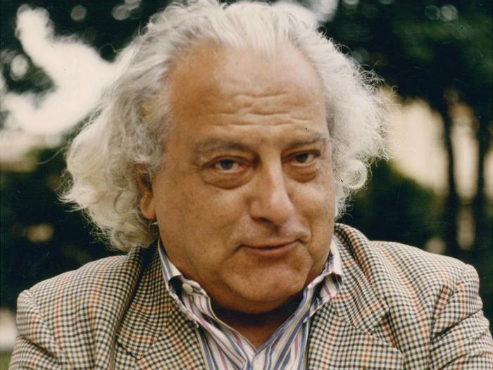 Jean Douchet (Photo : Cinémathèque régionale de Bourgogne)