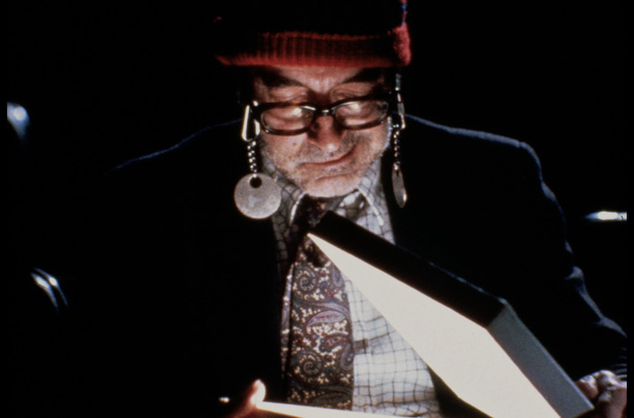 Jean Luc Godard dans King Lear