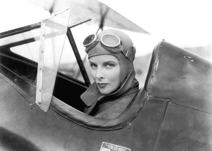 Katharine Hepburn (Christopher Strong, 1933)
