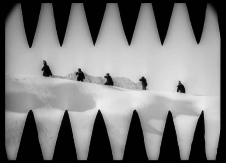 La Chatte des montagnes (Ernst Lubitsch)