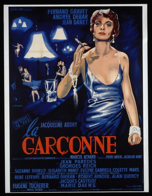 La Garconne affiche