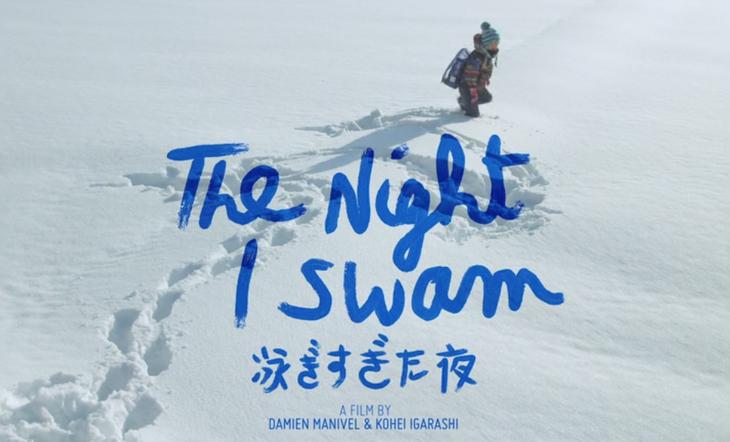 La Nuit où j'ai nagé