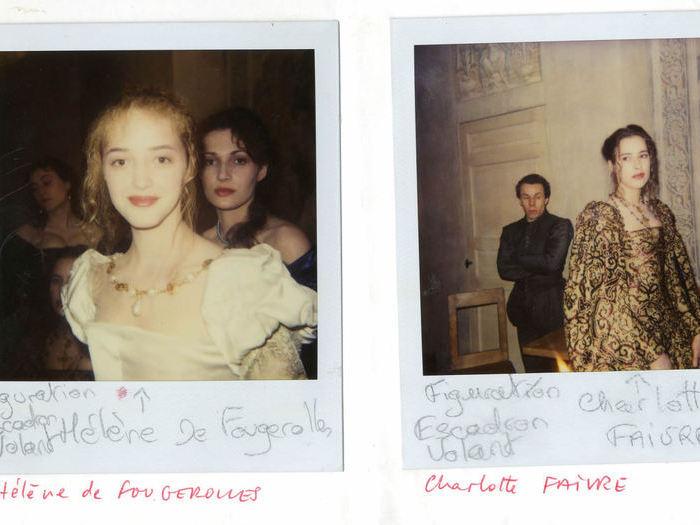 La Reine Margot : photographie de tournage