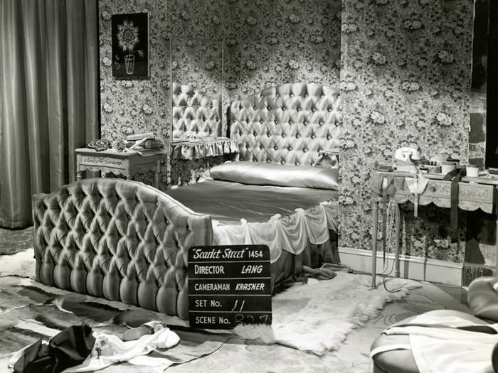 La chambre de Kitty