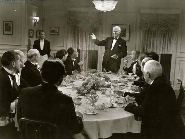 La Rue rouge (Fritz Lang) - Photo de plateau