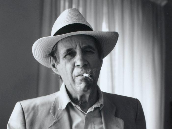André S. Labarthe (Photo Jérôme Plon © La Cinémathèque française)