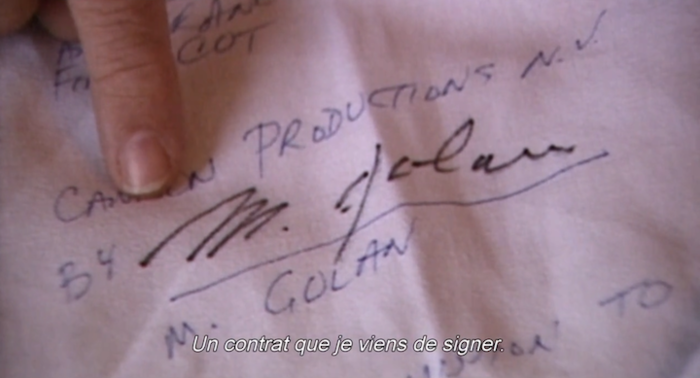 Le Contrat de King Lear (The Go Go Boys: The Inside Story Of Cannon Films)