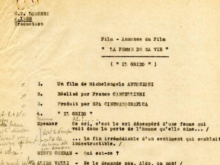 Le Cri (PASCAZION95 B5)