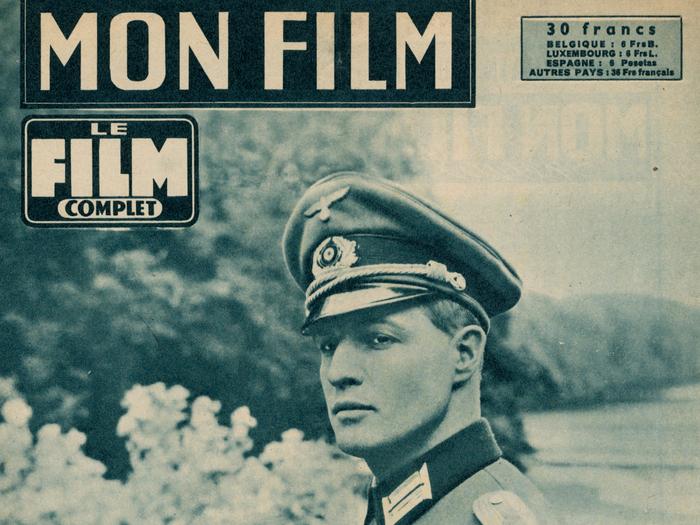 Le Film complet fusionne avec Mon Film - 1958