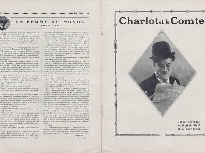 Le Film, n° 127/128, 26 août 1918