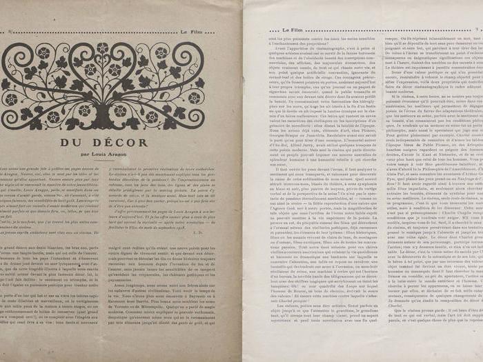 Le Film, n° 131, 16 septembre 1918