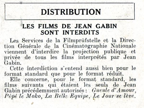 Le Film n° 87 du 22 Avril 1944
