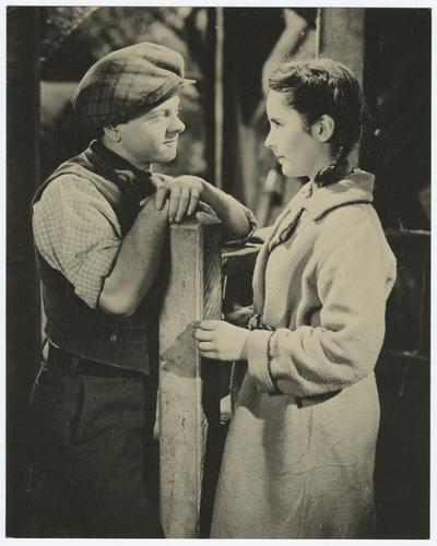 Tournage de Grand National (© MGM 1945)