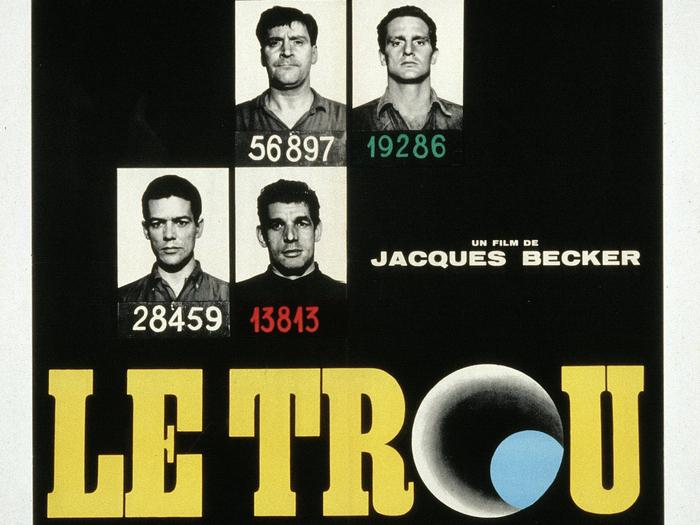 Le Trou de Jacques Becker (1960)