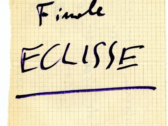 L'Eclisse, 1962 (CJ472-B60)