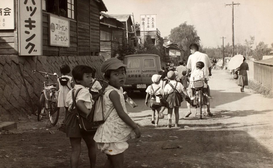 Les écoliers d'Hiroshima