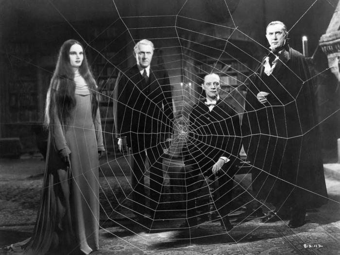 La Marque du vampire  de Tod Browning (1935)