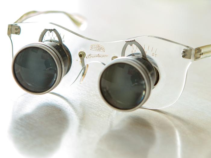 Les lunettes-jumelles de La Jetée