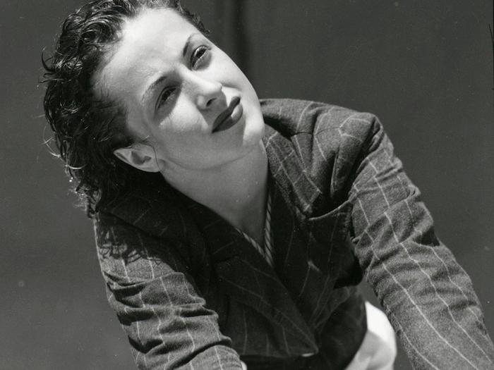 """Beauté naturelle sur le tournage de """"Mademoiselle ma mère"""" (Henri Decoin, 1937)"""