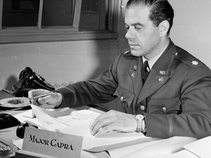 Major Capra