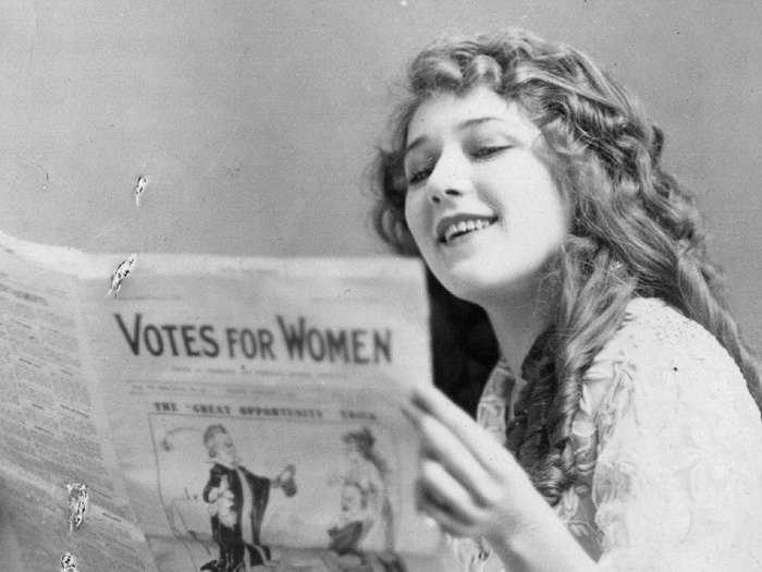Mary Pickford - Votes for Women