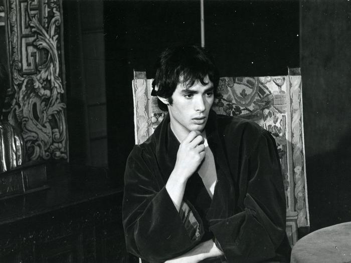 « Monsieur rêve…. ». Benjamin ou les mémoires d'un puceau, 1967. Photo de plateau. © Tous droits réservés