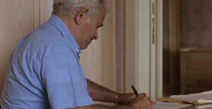 Norman Mailer dans King Lear