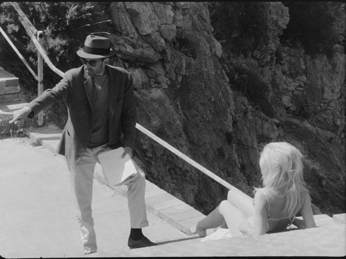 Bardot Godart - Le Parti des choses (Jacques Rozier)