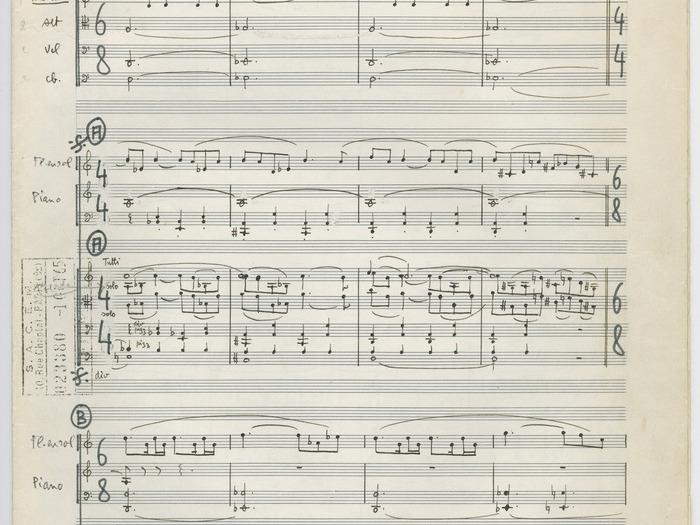 Partition de Pierrot le Fou - Thème 1 «Ferninand»