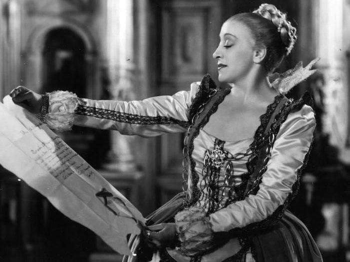Photo de tournage (La Kermesse héroïque - Jacques Feyder - 1935)