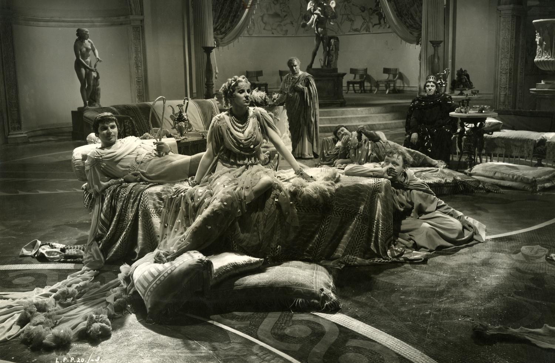 Photographie de plateau de I, Claudius