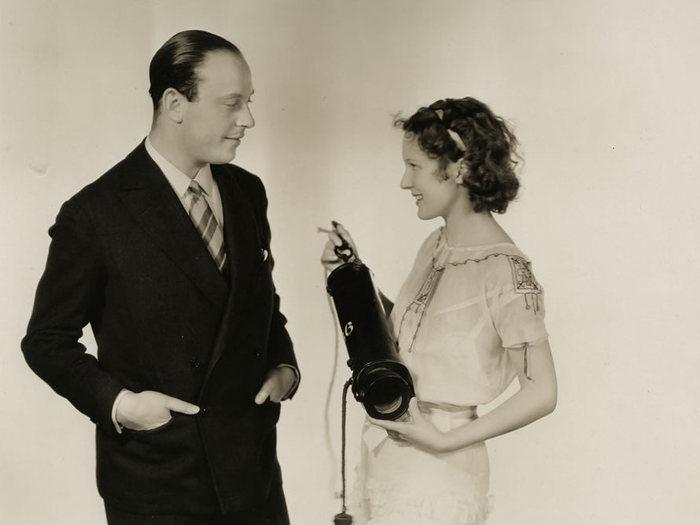 Photographie de promotion, Dorothy Jordan à Hollywood