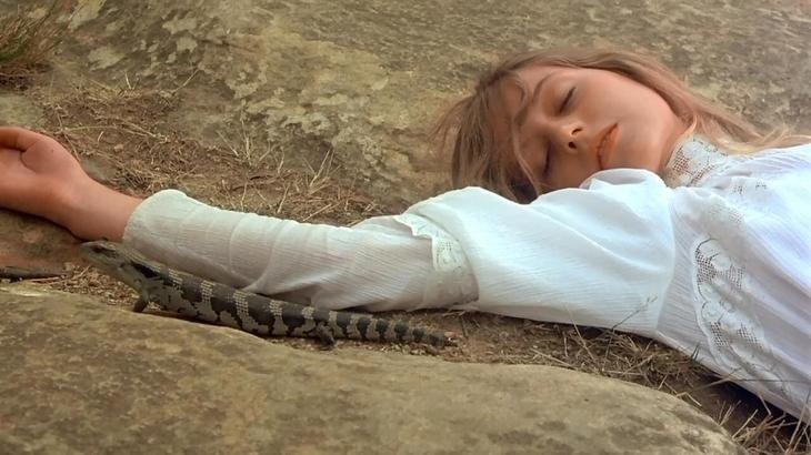 Picnic at Hanging Rock (Peter Weir, 1975)