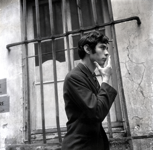 Pierre Clémenti par Marie-France Arnoux © M.-F. Arnoux
