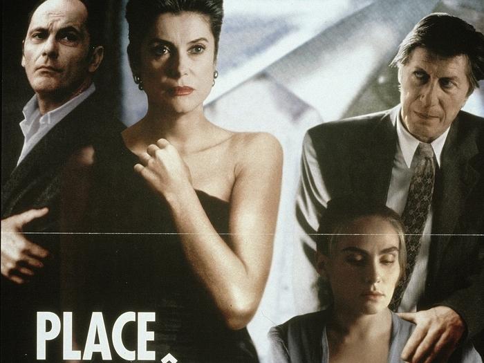 Affiche de Place Vendôme (Nicole Garcia, 1997) © Guy Peellaert, 1998