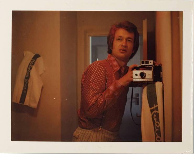 Polaroid Wenders