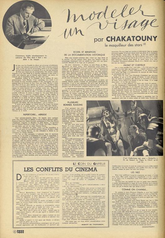 Pour Vous, n°444, 20 mars 1937