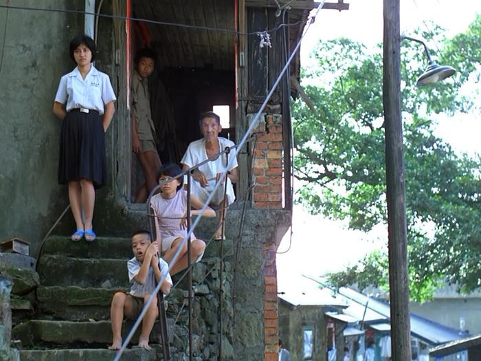 Poussières dans le vent (Hou Hsiao-hsien)