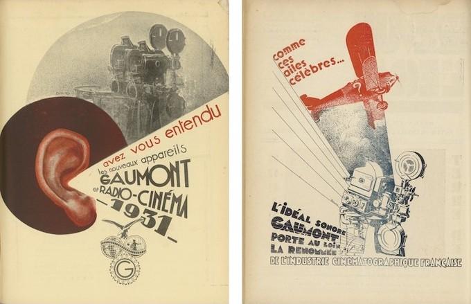 Publicités Gaumont