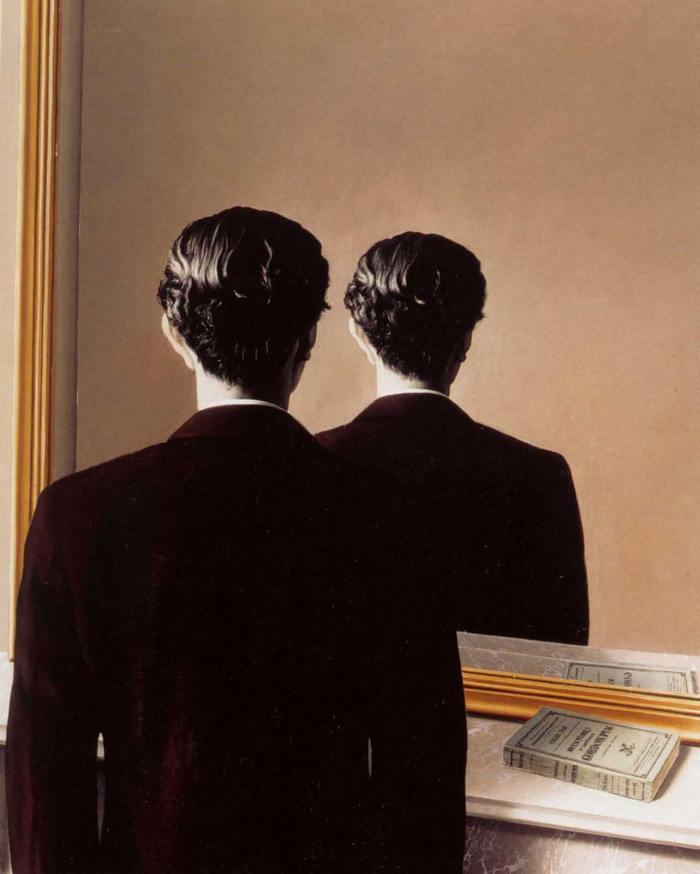Reproduction Interdite (Magritte)
