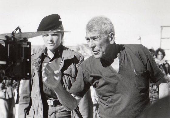 """Richard Brooks sur le tournage de """"Meurtres en direct"""" (1982)"""