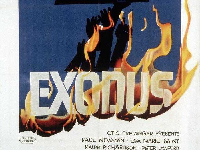 Saul Bass - Exodus