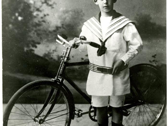 S.M. Eisenstein enfant