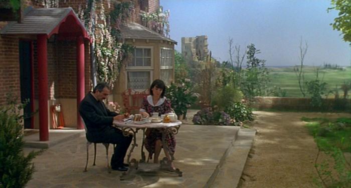 Smoking - 5 jours plus tard un jardinier amoureux - Jardin de Célia