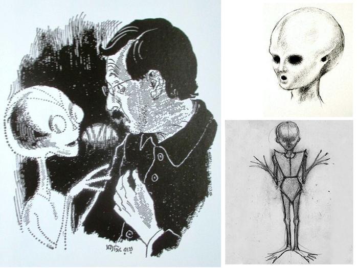 The Alien de Satyajit Ray