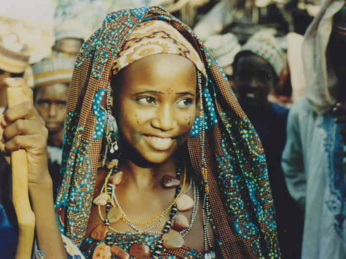 The Magic of Nigeria (Ola Balogun)