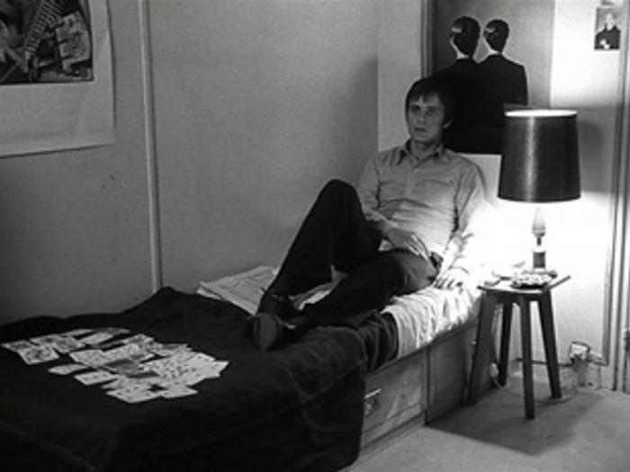 Un Homme qui dort de Georges Perec et Bernard Queysanne